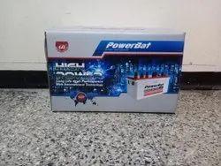 Power Bat Tubular Battery