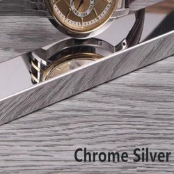Silver Chrome Stainless Steel Profile