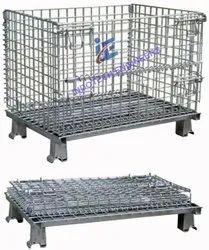 Wire Decking For Storage Racks