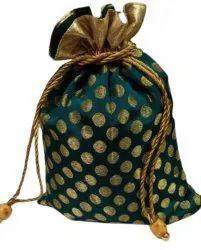 Assorted Brocade Wedding Potli Bags
