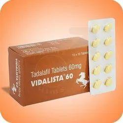 Vidalista 60 Tablets