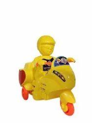 Kids Plastic Bike Toys, Child Age Group: 5 Year