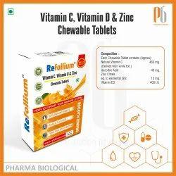 Refollium Chewable Tablets
