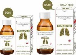 Dextromethorphan Hydrobromide & Chlorpheniramine Maleate Phenylepherine Syrup.