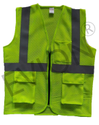 Evion Reflective Safety Jacket 2551