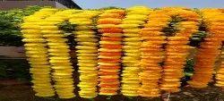 Artificial Marigold Genda Zandu Flower Garlands