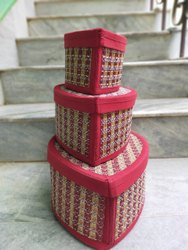 Oval Sabai Grass Eco Friendly Jewelry Box, For Household