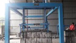 AAC Brick Demoulder Machine