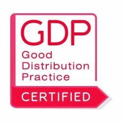Good Distribution Practice Certificate