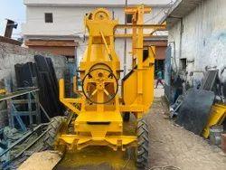 Concrete Mixer With Lift Machine 55Ft