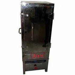 Stainless - Steel,Aluminum Veg Steamer, 3 - 6 kW, Capacity: 4-16 Tray Per Batch