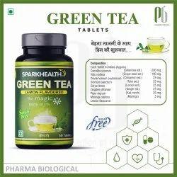 SPARKHEALTH GREEN TEA Tablet