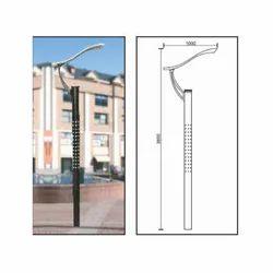 Modern Design PU Painted Pole