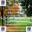 Australia Dissertation Writing Services