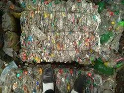 Natural Baled Pet Bottles Scrap