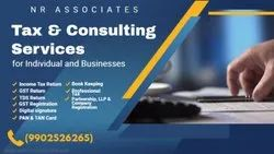 Online Financial Consultant TDS Returns Filing Services & Tan Registration Services Pan India