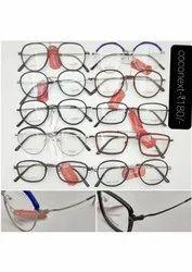 Unisex Trend Square Sheet Eyeglasses Frame