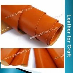 Full Grain Harness Leather, Thickness: 3 - 4 Mm