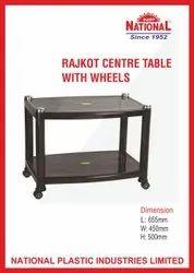 Plastic Square Table