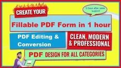in Pan India Adobe Acrobat Fillable PDF Form, Home Delivery