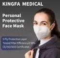Kingfa KN95 Mask With Ear Loop
