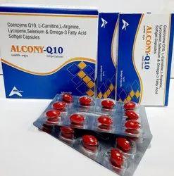 Calcium Carbonate Methyl Folate Softgel Capsules