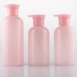 300ml Luxury Girls Pink Shampoo Shower Gel Bottle With Cosmetic Sets