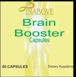 Brain Booster Herbal Capsule