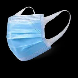 Soft elastic 3ply Face Mask