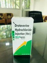 Drotaverine Hydrochloride Injection (Vet.)