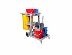 Multifunction Janitor Cart Small