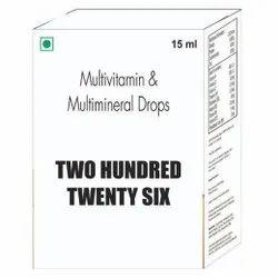 Multivitamin & Multimineral Drops