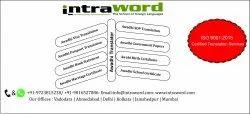 Birth Certificate Translation Service