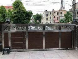 Automatic Cantilever Sliding Gate