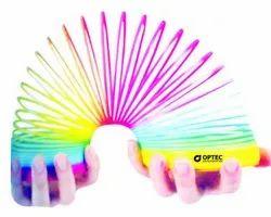 Helical Slinky Spring
