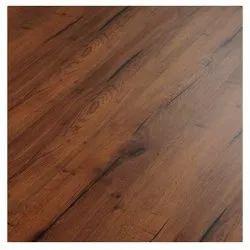 Brown Colonial Oak Flooring Surface, 12mm Brazilian Pecan Laminate Flooring