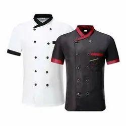 Poly Cotton Chef Coat