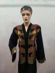 nida Women Dubai Printed Abaya