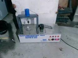 Rust Prevention Test Apparatus