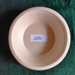 Brown Round Sugarcane Bagasse Disposable Bowl, Disposable Bowl, For Event and Party Supplies, Size: 12 Oz