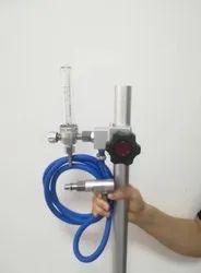 Oxygen High Flow Meter 6-60LPM