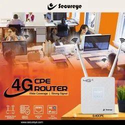 secureye 4g sim router