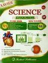 English Xavier 10 Science + Free Flash Book & Mini Rev Book, Richard Publication