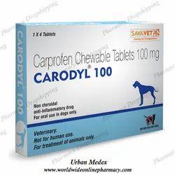 Carprofen Chewable Tablet