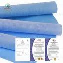 SSMMS, SMMS & SMS Medical Blue Non Woven Material For Hospital