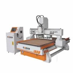 CNC Router Automatic Tool Changer