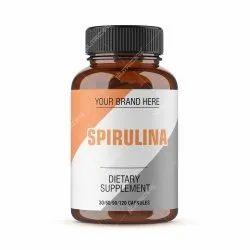 Spirullina Capsule