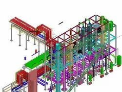Structural Steel Detailing Service