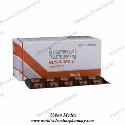 Glycolate 2mg Tablet