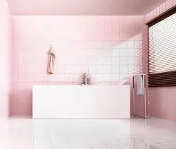 Multicolor Digital Printing Bathroom Floor Tile, Size: 30  * 60 in cm, Thickness: 5-10 mm